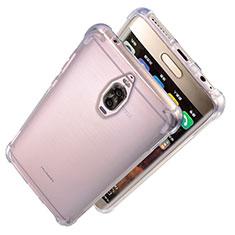Silikon Schutzhülle Ultra Dünn Tasche Durchsichtig Transparent T06 für Huawei Mate 9 Pro Klar