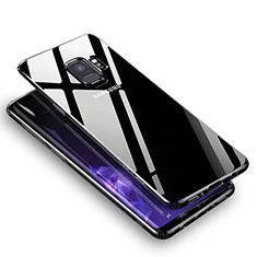 Silikon Schutzhülle Ultra Dünn Tasche Durchsichtig Transparent T06 für Samsung Galaxy S9 Klar