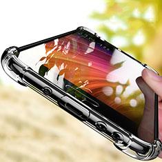 Silikon Schutzhülle Ultra Dünn Tasche Durchsichtig Transparent T06 für Xiaomi Mi 5C Klar