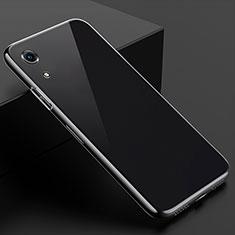 Silikon Schutzhülle Ultra Dünn Tasche Durchsichtig Transparent T07 für Huawei Y6 (2019) Klar
