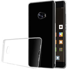 Silikon Schutzhülle Ultra Dünn Tasche Durchsichtig Transparent T07 für Xiaomi Mi Note 2 Special Edition Klar