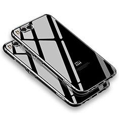 Silikon Schutzhülle Ultra Dünn Tasche Durchsichtig Transparent T07 für Xiaomi Mi Note 3 Klar