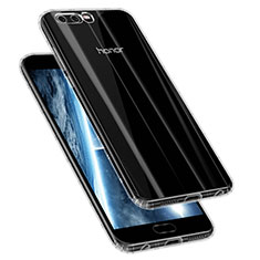 Silikon Schutzhülle Ultra Dünn Tasche Durchsichtig Transparent T08 für Huawei Honor 9 Klar