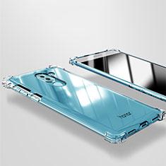 Silikon Schutzhülle Ultra Dünn Tasche Durchsichtig Transparent T09 für Huawei Honor 6X Klar