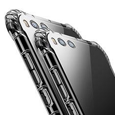 Silikon Schutzhülle Ultra Dünn Tasche Durchsichtig Transparent T09 für Xiaomi Mi 6 Klar