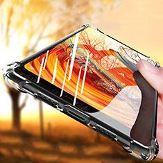 Silikon Schutzhülle Ultra Dünn Tasche Durchsichtig Transparent T09 für Xiaomi Mi Mix 2 Klar