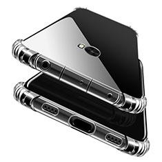 Silikon Schutzhülle Ultra Dünn Tasche Durchsichtig Transparent T09 für Xiaomi Mi Note 2 Klar