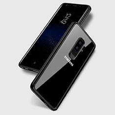 Silikon Schutzhülle Ultra Dünn Tasche Durchsichtig Transparent T10 für Samsung Galaxy S9 Plus Klar