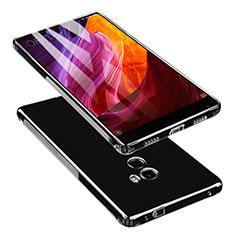 Silikon Schutzhülle Ultra Dünn Tasche Durchsichtig Transparent T10 für Xiaomi Mi Mix Evo Klar