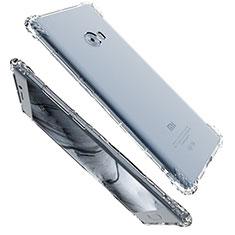 Silikon Schutzhülle Ultra Dünn Tasche Durchsichtig Transparent T10 für Xiaomi Mi Note 2 Special Edition Klar