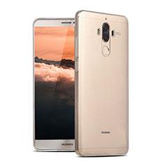Silikon Schutzhülle Ultra Dünn Tasche Durchsichtig Transparent T11 für Huawei Mate 9 Klar
