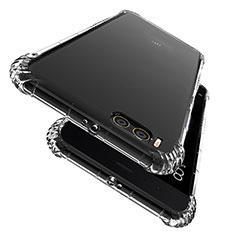 Silikon Schutzhülle Ultra Dünn Tasche Durchsichtig Transparent T11 für Xiaomi Mi Note 3 Klar