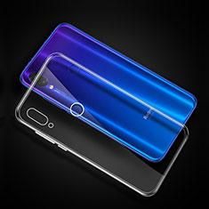 Silikon Schutzhülle Ultra Dünn Tasche Durchsichtig Transparent T11 für Xiaomi Redmi Note 7 Pro Klar