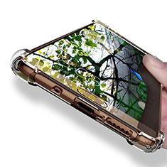Silikon Schutzhülle Ultra Dünn Tasche Durchsichtig Transparent T12 für Huawei Mate 10 Klar
