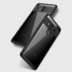 Silikon Schutzhülle Ultra Dünn Tasche Durchsichtig Transparent T15 für Huawei Mate 10 Klar