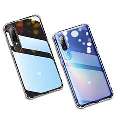 Silikon Schutzhülle Ultra Dünn Tasche Durchsichtig Transparent T15 für Xiaomi Mi 9 Lite Klar