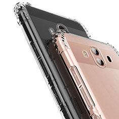 Silikon Schutzhülle Ultra Dünn Tasche Durchsichtig Transparent T16 für Huawei Mate 10 Klar