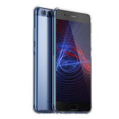 Silikon Schutzhülle Ultra Dünn Tasche Durchsichtig Transparent T18 für Huawei P10 Klar
