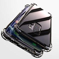 Silikon Schutzhülle Ultra Dünn Tasche Durchsichtig Transparent T19 für Samsung Galaxy S9 Plus Klar
