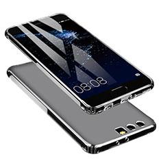 Silikon Schutzhülle Ultra Dünn Tasche Durchsichtig Transparent U01 für Huawei P10 Plus Klar
