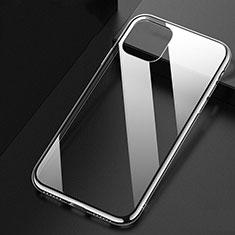 Silikon Schutzhülle Ultra Dünn Tasche Durchsichtig Transparent U02 für Apple iPhone 11 Klar
