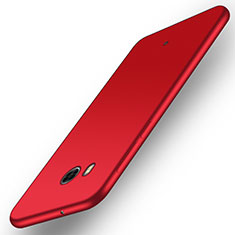 Silikon Schutzhülle Ultra Dünn Tasche für HTC U11 Rot