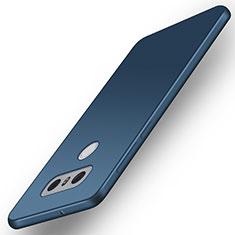 Silikon Schutzhülle Ultra Dünn Tasche für LG G6 Blau