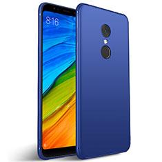 Silikon Schutzhülle Ultra Dünn Tasche S02 für Xiaomi Redmi 5 Blau