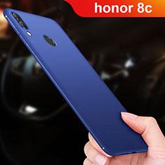 Silikon Schutzhülle Ultra Dünn Tasche S04 für Huawei Honor Play 8C Blau