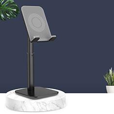 Smartphone Halter Halterung Handy Ständer Universal H01 Schwarz