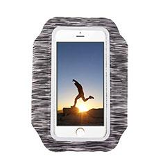 Sport Armband Handytasche Sportarmband Laufen Joggen Universal B07 für Huawei Mate 30 Schwarz