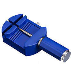 Stiftausdrücker für Armbanduhren Armbandkürzer-Werkzeug Stiftaustreiber für Apple iWatch 4 44mm Blau