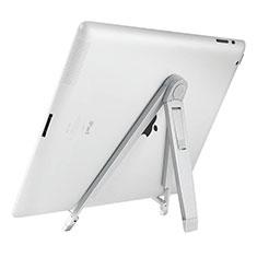 Tablet Halter Halterung Universal Tablet Ständer für Apple iPad 4 Silber