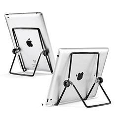 Tablet Halter Halterung Universal Tablet Ständer T20 für Apple iPad 2 Schwarz