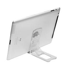 Tablet Halter Halterung Universal Tablet Ständer T22 für Apple iPad 2 Klar