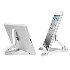 Tablet Halter Halterung Universal Tablet Ständer T23 für Apple iPad 4 Weiß
