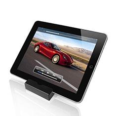 Tablet Halter Halterung Universal Tablet Ständer T26 für Samsung Galaxy Note 10.1 2014 SM-P600 Schwarz