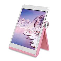 Tablet Halter Halterung Universal Tablet Ständer T28 für Apple iPad 2 Rosa