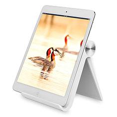 Tablet Halter Halterung Universal Tablet Ständer T28 für Apple iPad 2 Weiß