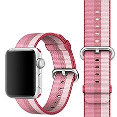 Uhrenarmband Milanaise Band für Apple iWatch 4 44mm Rosa