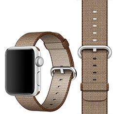 Uhrenarmband Milanaise Band für Apple iWatch 42mm Bunt