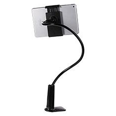 Universal Faltbare Ständer Tablet Halter Halterung Flexibel T42 für Huawei Mediapad T1 7.0 T1-701 T1-701U Schwarz