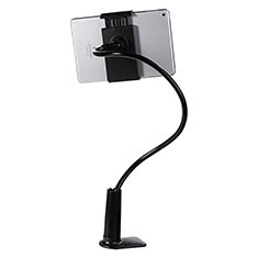 Universal Faltbare Ständer Tablet Halter Halterung Flexibel T42 für Samsung Galaxy Tab 4 7.0 SM-T230 T231 T235 Schwarz
