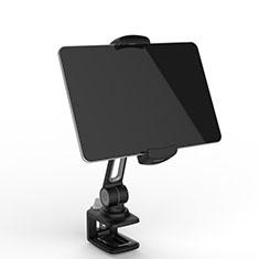 Universal Faltbare Ständer Tablet Halter Halterung Flexibel T45 für Apple iPad 3 Schwarz