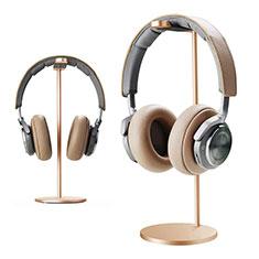 Universal Ständer Ohrhörer Headset Kopfhörer Stand H01 für Huawei Matebook Hz W09 Gold