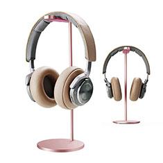 Universal Ständer Ohrhörer Headset Kopfhörer Stand H01 für Samsung Galaxy Tab A6.10.1 SM-T580 SM-T585 Rosegold
