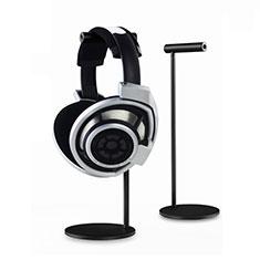 Universal Ständer Ohrhörer Headset Kopfhörer Stand Schwarz
