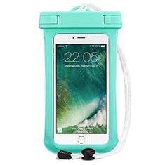 Wasserdicht Unterwasser Schutzhülle Tasche Universal für Nokia 3.1 Plus Grün