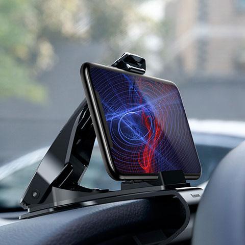 Auto KFZ Armaturenbrett Halter Halterung Universal AutoHalter Halterungung Handy T03 Schwarz
