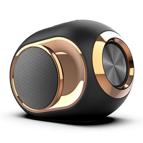 Bluetooth Mini Lautsprecher Wireless Speaker Boxen K05 Schwarz